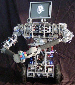 uBot-5, un robot terapeuta