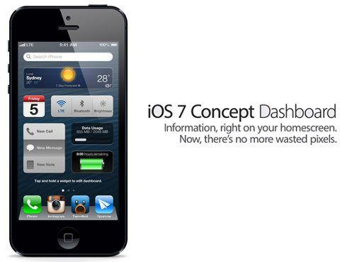 5 cosas que sería estupendo ver en iOS 7
