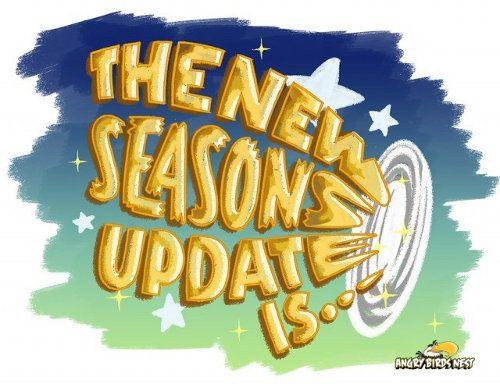 Angry Birds Seasons recibirá una gran actualización dentro de poco
