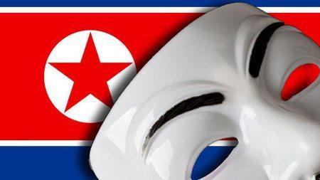 Anonymous ataca Corea del Norte
