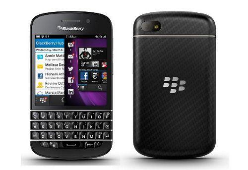 BlackBerry confía en que el Q10 tendrá buenas ventas