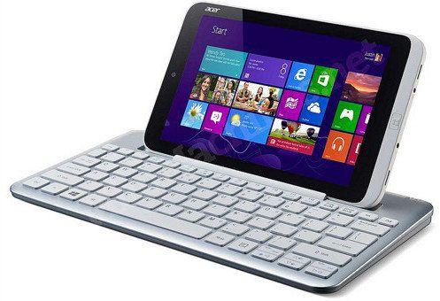 Detalles del nuevo Acer Iconia W3 Windows 8 y pantalla de 8 pulgadas