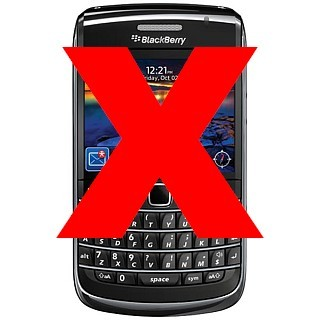 El 71% de los consumidores no compraría un BlackBerry