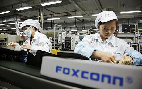 Foxconn comienza a contratar más personal para producir el nuevo iPhone