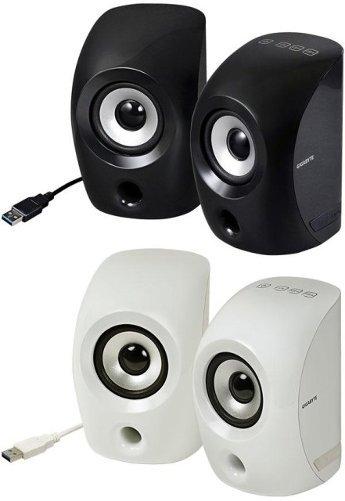 Gigabyte GP-S3000, nuevos parlantes con USB 3.0