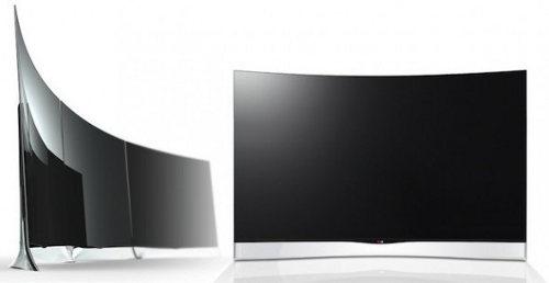 La primera TV OLED curva ya está a la venta en Corea