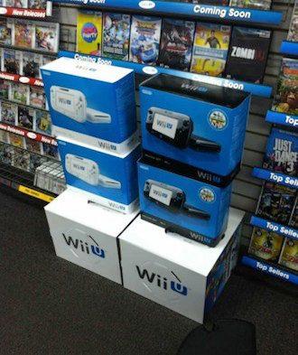 Las ventas de la Nintendo Wii U no van muy bien