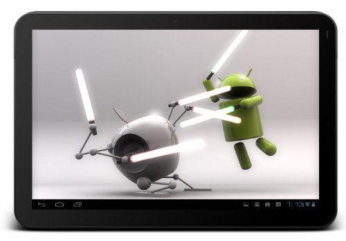 Los tablets Android están alcanzando a los iOS