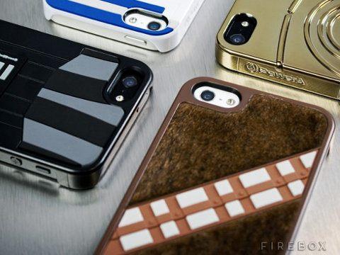 Nuevas carcasas de Star Wars para tu iPhone 5