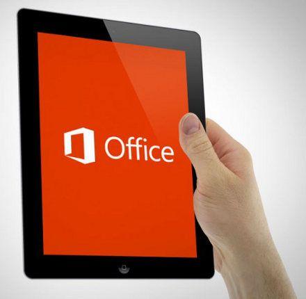 Office llegará a iOS y Android recién el año que viene