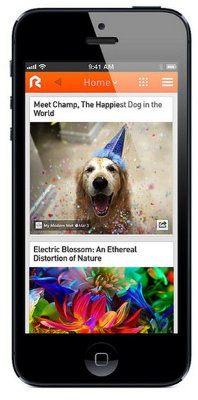 Rockmelt 3.0 ya disponible para iOS