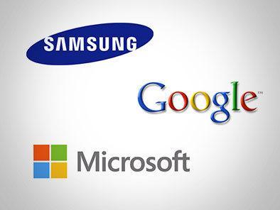 Samsung se reúne con importantes ejecutivos de Google y Microsoft
