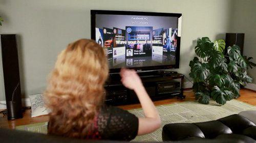 Yandex desarrolla una televisión que puede ser controlada mediante gestos