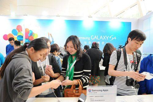 10 millones de unidades del Galaxy S IV han sido vendidas en menos de un mes