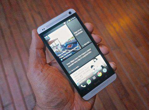 Aumentan las ventas y la producción del HTC One