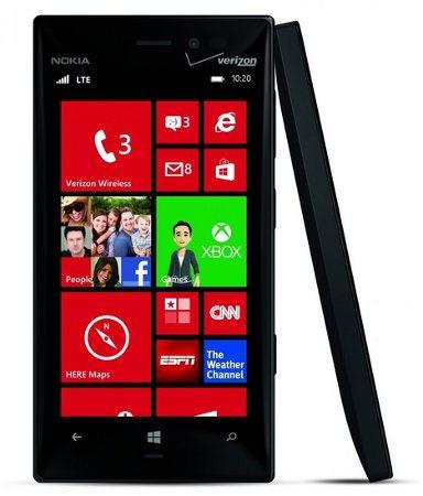 El Nokia Lumia 928 ha sido presentado oficialmente