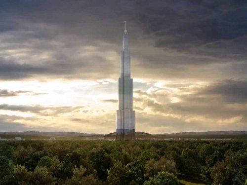 El Sky City será el rascacielos más alto del mundo