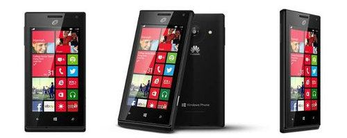 Huawei W1, nuevo smartphone Windows Phone 8
