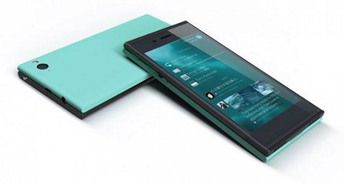 Jolla, el primer smartphone con sistema operativo Sailfish OS