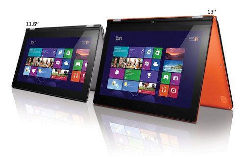 La Lenovo IdeaPad Yoga 11S ya está a la venta