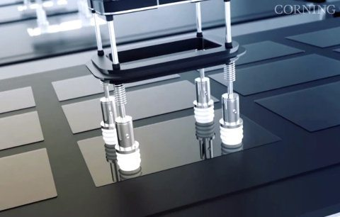 Lotus XT Glass, el nuevo vidrio de Corning para pantallas de alta resolución
