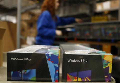 Microsoft lleva vendidas 100 millones de licencias de Windows 8
