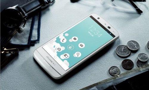 NEC Media X 06E, el primer smartphone con refrigeración líquida