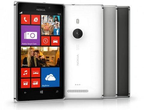 Nokia Lumia 925: muy delgado, con carcasa de aluminio y cámara PureView