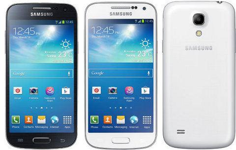 Samsung ha presentado al nuevo Galaxy S4 Mini