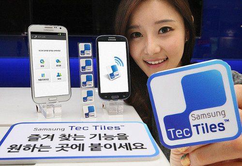Samsung pone a la venta los TecTiles 2