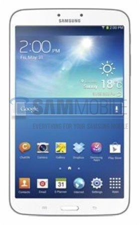 Se filtra el nuevo Samsung Galaxy Tab 3 con pantalla de 8 pulgadas