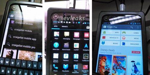 Se filtran las primeras imágenes del Motorola X