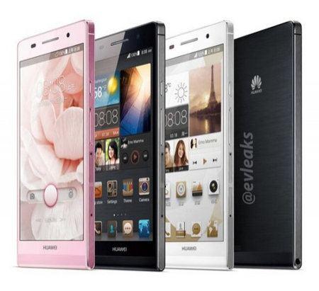Se filtran nuevos datos del Huawei Ascend P6