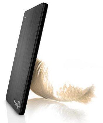 Seagate estrena un nuevo disco duro portátil ultra-delgado