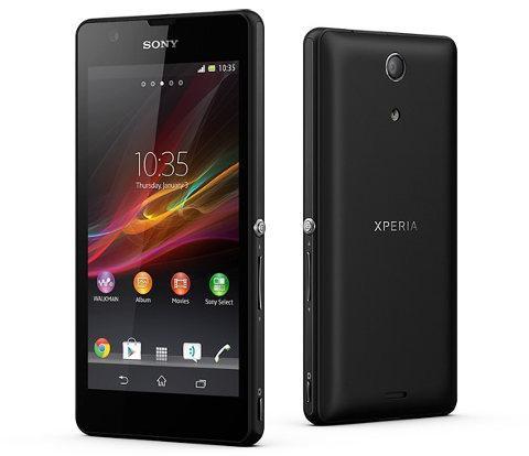Sony Xperia ZR, nuevo smartphone de gama alta con varias resistencias y pantalla HD de 4,6 pulgadas