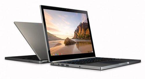 Un vistazo a la Chromebook Pixel