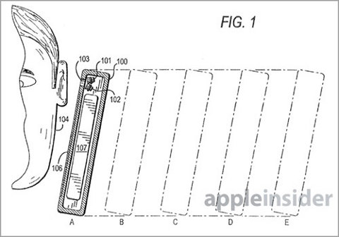 Una patente sugiere que el iPhone podría ajustar su volumen basándose en la proximidad