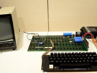 Una vieja Apple-1 es subastada por más de medio millón de dólares