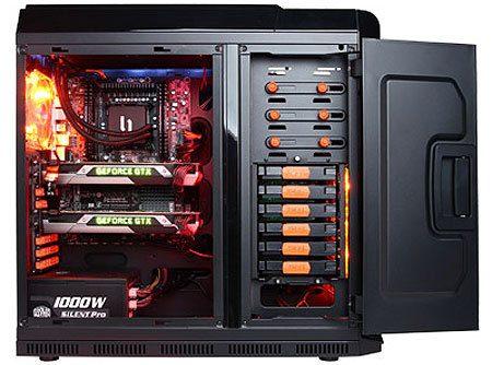 Zeus EVO Storm, una poderosa y moderna PC gamer