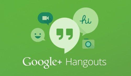 iOS, Android y Chrome ya pueden hacer uso de Google Hangouts.