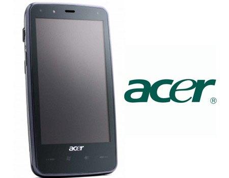 Acer no se fijará en Windows Phone este año