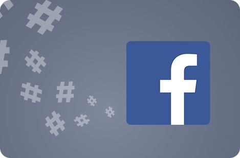 Ahora Facebook también tiene hashtags