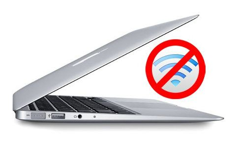 Algunas MacBook Air tienen problemas con el WiFi