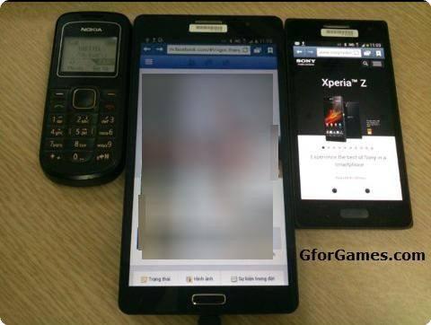 Así se ve el Galaxy Note III con pantalla de 5,99 pulgadas 2