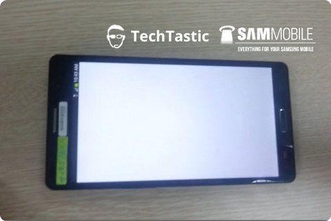 Así se ve el Galaxy Note III con pantalla de 5,99 pulgadas