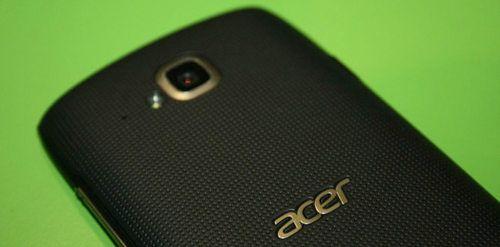 El Acer Liquid ZX con pantalla de 3,5 pulgadas será lanzado pronto