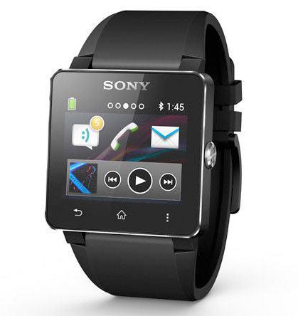 El Sony SmartWatch 2 ha sido presentado