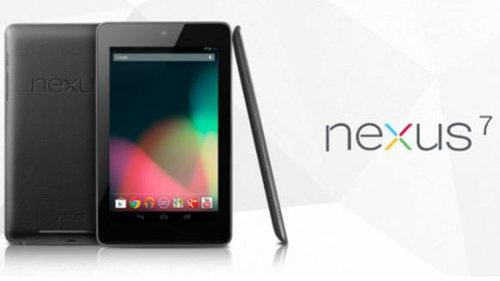El nuevo Nexus 7 será lanzado el mes que viene