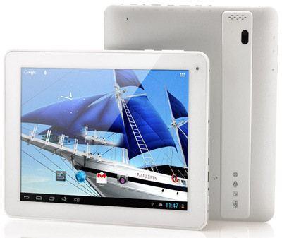 Freelander PD800 nuevo tablet quad-core con Android 4.1 a muy buen precio