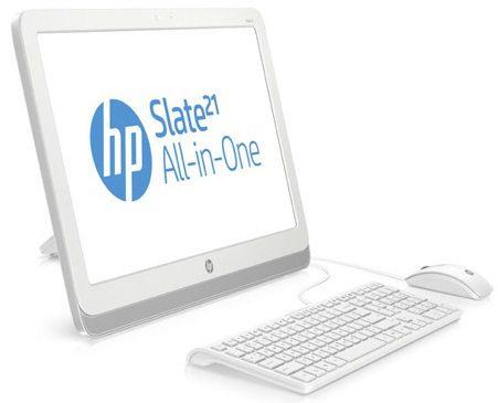 HP Slate 21 nueva todo en uno con CPU Tegra 4 y SO Android